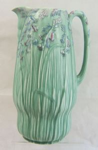 Carlton Ware Bluebell' Very Tall Jug - 1930s - SOLD